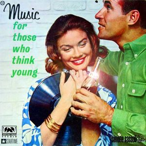 Simone Sassoli - Music For Those Who Think Young