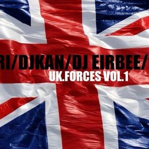 UK Forces vol.1 by MAURI & KAN b2b EIRBEE & KUNE