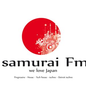 Josh L session We love Japan Samurai FM Mix special Underground