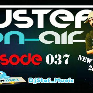 DjStef On Air Episode 037-New Season 2014