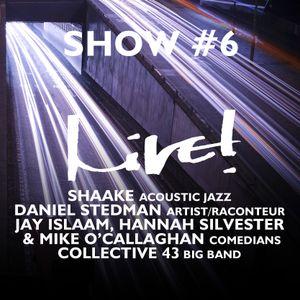 Live! - Arts Radio Birmingham - 11.03.14 - #6