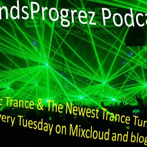HandsProgrez Podcast 003 part 2 (The Newest Trance Tunes)