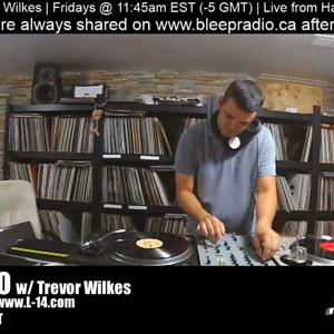 Bleep Radio #408 w/ Trevor Wilkes