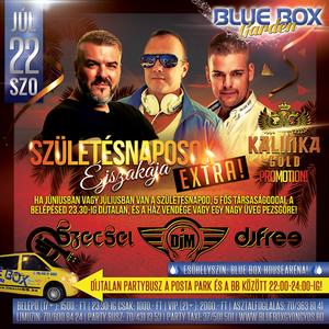2017.07.22. - Blue Box Garden, Gyöngyös - Saturday