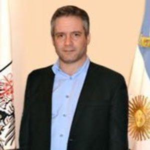 @MarceDaless con @HugoE_Grimaldi (Sec. de Seguridad C.A.B.A.) Periodismo A Diario