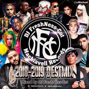 2018-2019 Best Mix  Mixed By DJFreshNess-Cut
