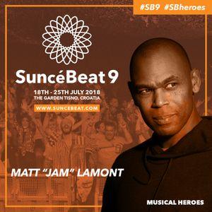 Musical Heroes Mix #4 - Matt Jam Lamont February 2018