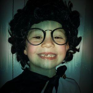 Dj Set Lucas (5 anni)