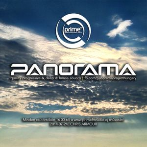 Panorama @ Prime FM 016 | Mixed by Chris Armour | 20140724