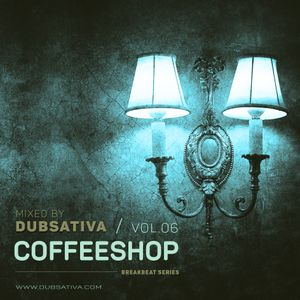 COFFEESHOP VOLUME 6 - FUNKY BREAKS (1995) CAREFULLY SELECTED AND MIXED BY DUBSATIVA