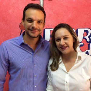 12/05/2017 - Ganimedes Masson e Priscila Fanton falam sobre Baile do Município 2017