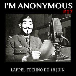 Fuck Me! I'm anonymous 17 - Techno Set 1 by GuRu! aka Rodrigue