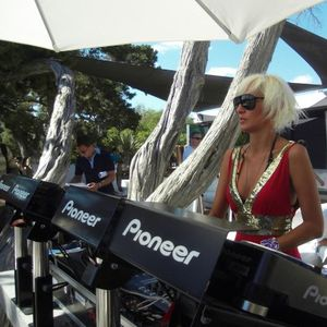 Monica Soldan @ Blue Marlin Beach Club -  Ibiza