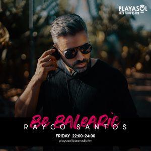 30.04.21 BE BALEARIC - RAYCO SANTOS