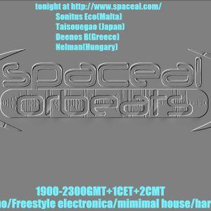 Deenos B.vinyl set SpacealOrbeats(26-5)