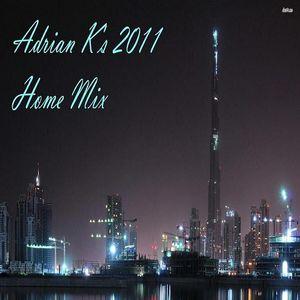 Adrian K's 2011 Mix @ Home havin' fun :)