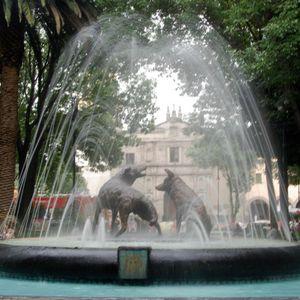 Paseos culturales: Barrio de Coyoacán