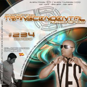 David Saints pres. Transcendental Radio Show #234 (20/01/2012)