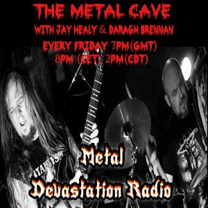 The Metal Cave Radio Show 13.02.2015