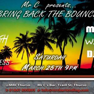 Bring back the Bounce Mix