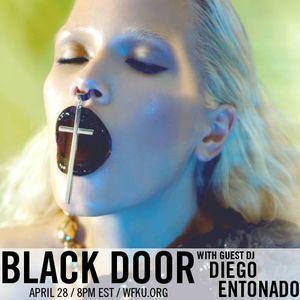 DIEGO ENTONADO@BLACK DOOR-WFKU RADIO(NEW YORK)