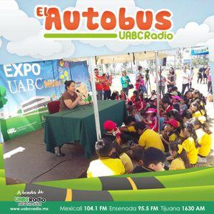 El AUTOBÚS - Desde Expo UABC Niños 2017