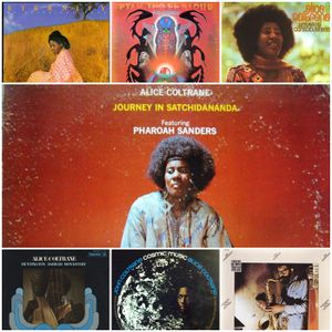Alice Coltrane Spiritual Sounds(Sell-action#306_2017.04.30.)