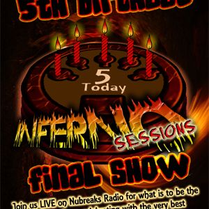 Inferno Sessions 5th Birthday & Final Radio Show with SK-2 (11th June 2012) Part 1 [Nubreaks Radio]