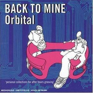 Back to Mine Volume 10 Orbital (2002)