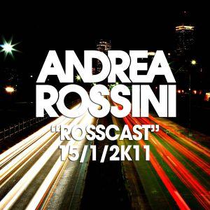 Andrea Rossini - RossCast - 15/1/2011