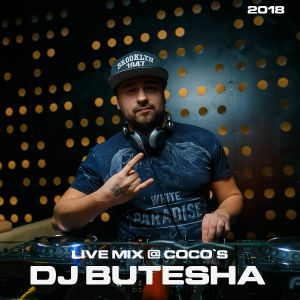 DJ Butesha - Live Mix @ Coco`s 08 10 2018 mp3 by Butesha