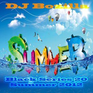 DJ Bozilla - Black Series 20 Summer Trance --==KOMPLETT==--