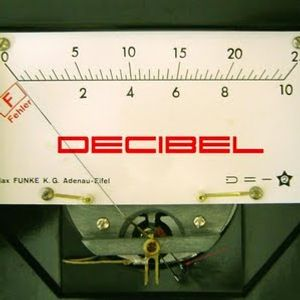 How many decibels will kill you?