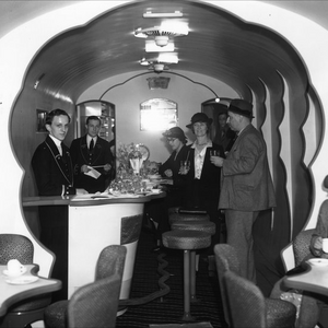 The Buffet Car is Now Open - compiled by Charity Chic