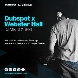 Dj Curious Dub Spot DJ Contest