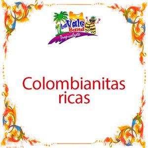 La Vale Band - Ricas Colombianitas