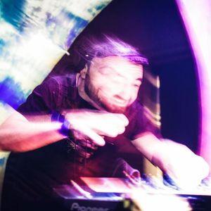 """HiGASHI @TechnoPiknik - PsyStage """"MidnightDJset"""""""