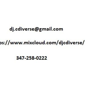 dj cdiverse presents House Music on a Saturday