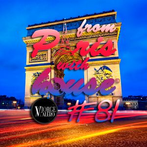 From Paris With House EP81 - Last DJM850 Mix