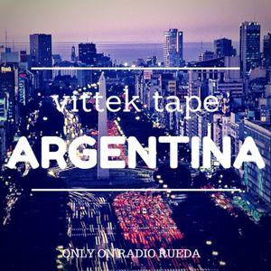 Vittek Tape Argentina 4-8-16