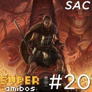 SAC 20 - Um Odallus Para Chamar de Meu (com Danilo Dias)