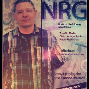 Matt Pincer - NRG 050
