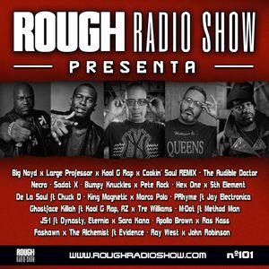 DjEro y Big Nomah - Rough Radio Show #101