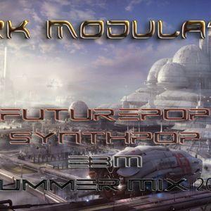 Futurepop / Synthpop / EBM Summer Mix 2017 From Dark Modulator