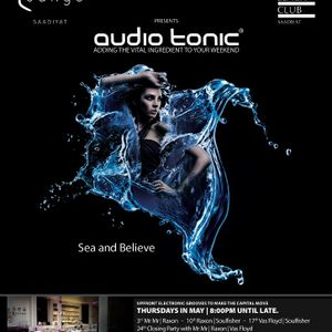 Soulfisher live @ Sea Lounge audio tonic 03.05.12