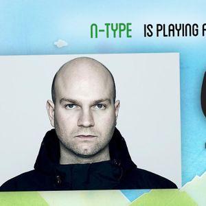 N-Type - at Elements Festival 2013 - Skankerz Stage - #EFL13