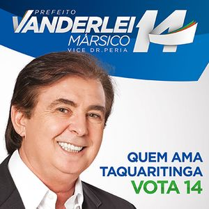 """Programa eleitoral do candidato Vanderlei Mársico, coligação """"Esperança Renovada"""" 07-09"""