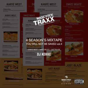 MAGIC STICK 4 Seasons Mixtape vol.4 2018 SUMMER