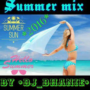 Summer mix  -