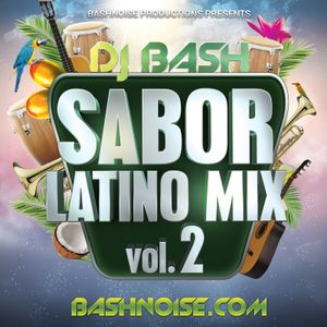 DJ Bash - Sabor Latino Mix Vol.2